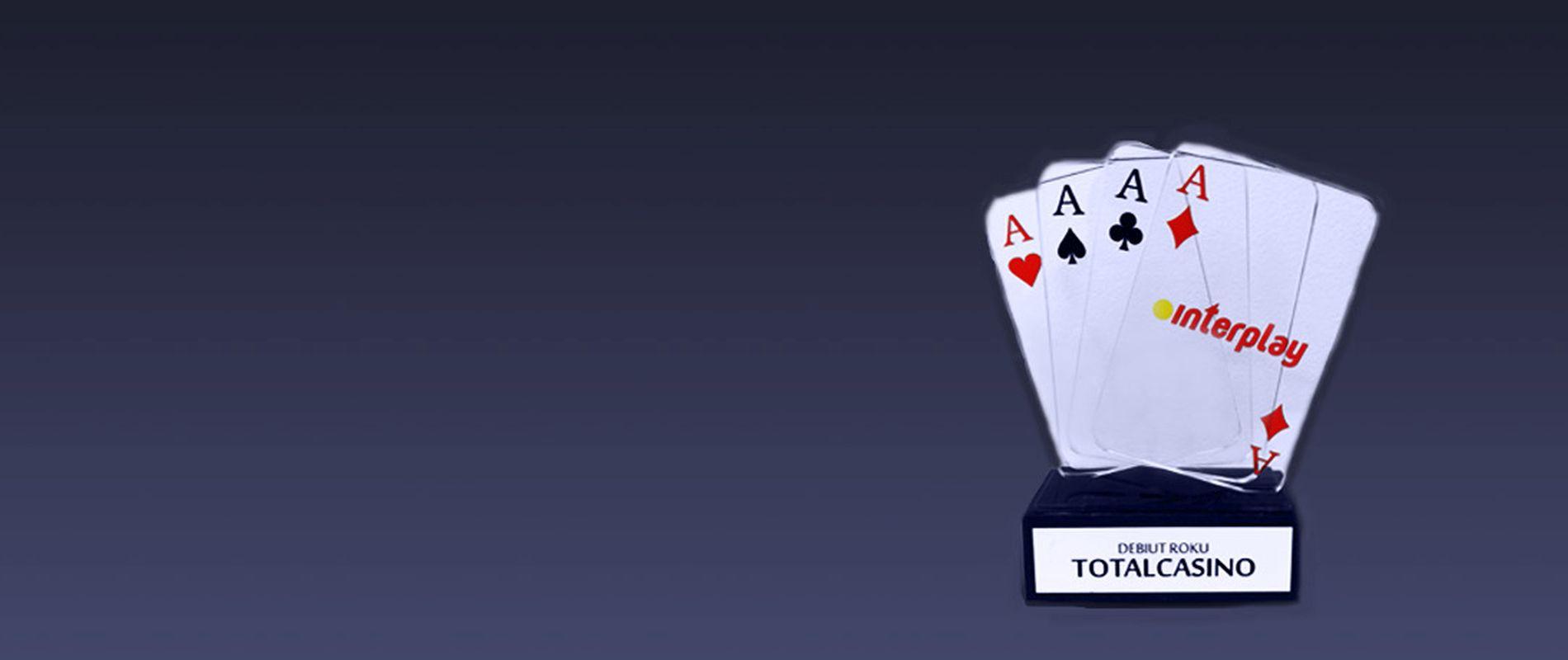 Total Casino - Nagroda Interplay