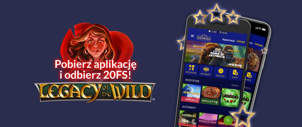 Aplikacja Total Casino