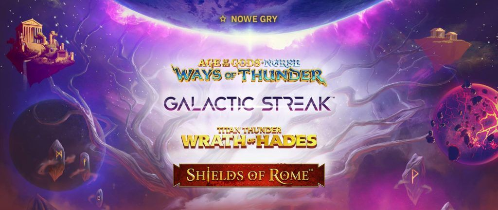 Nowe gry - listopad Total Casino
