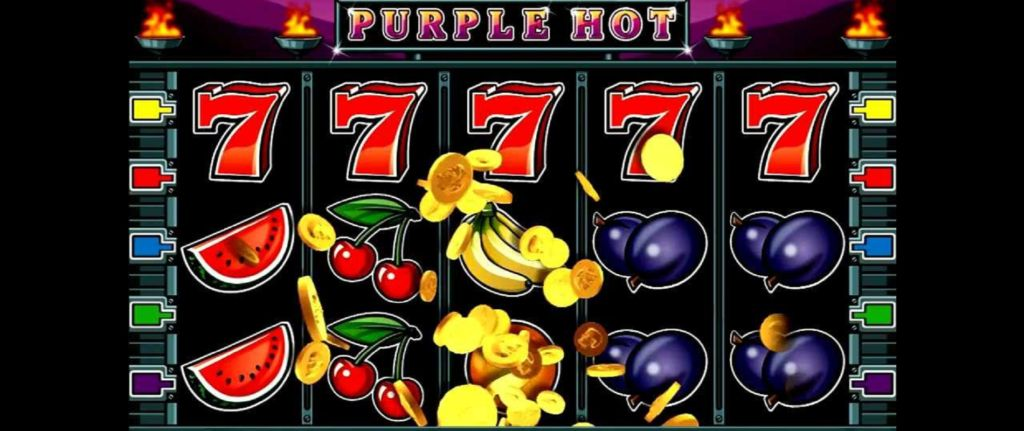 Purple Hot - opis gry | Total Casino
