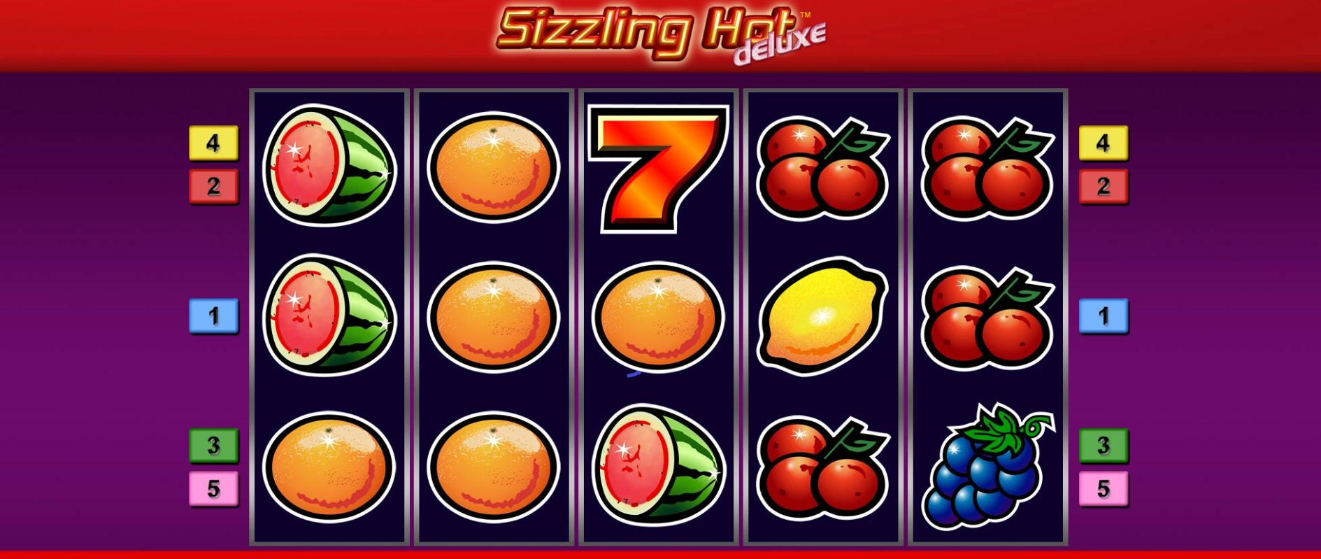 Sizzling Hot Deluxe w Total Casino