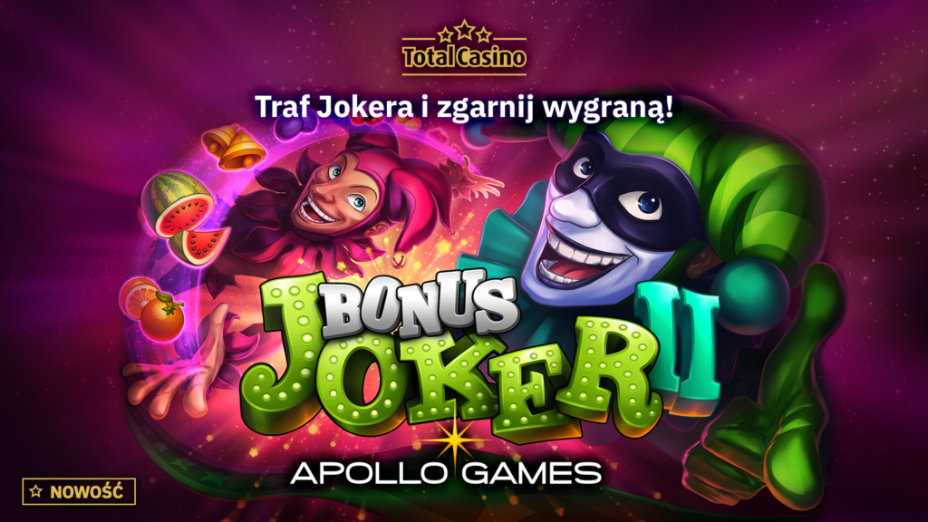 Nowe Gry Apollo w Total Casino