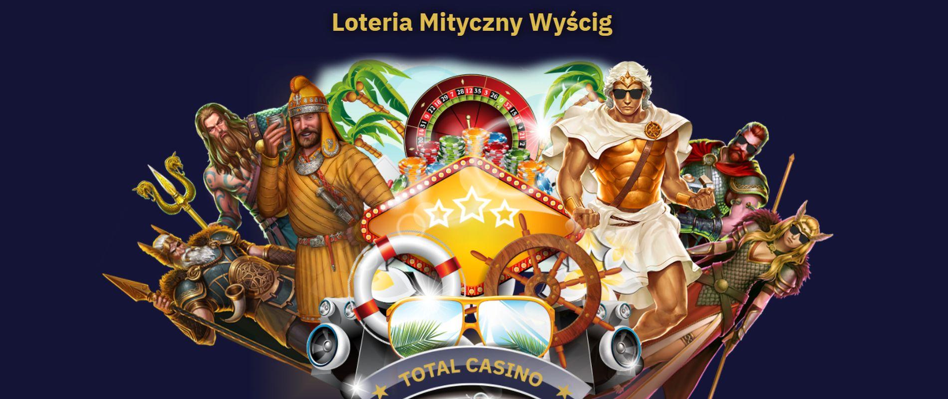 Loteria Mityczny Wyścig