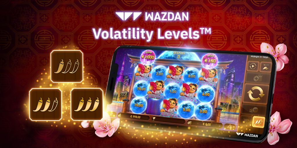 Gry Wazdan Volatility Levels
