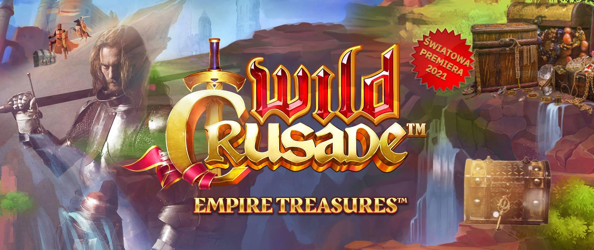 Wild Crusade automat slot